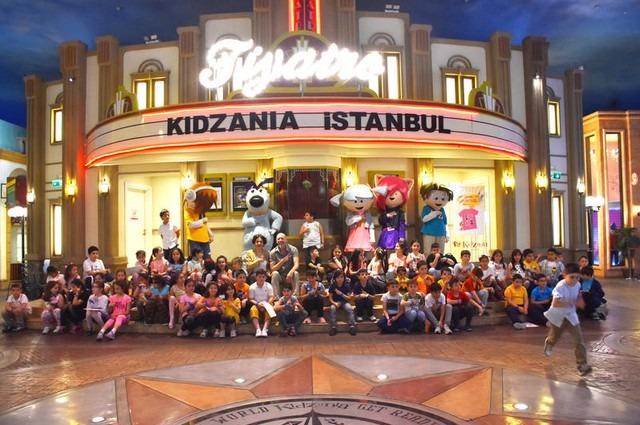 اماكن ترفيه للاطفال في اسطنبول