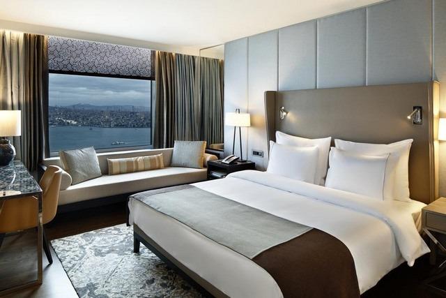 فنادق تقسيم 5 نجوم