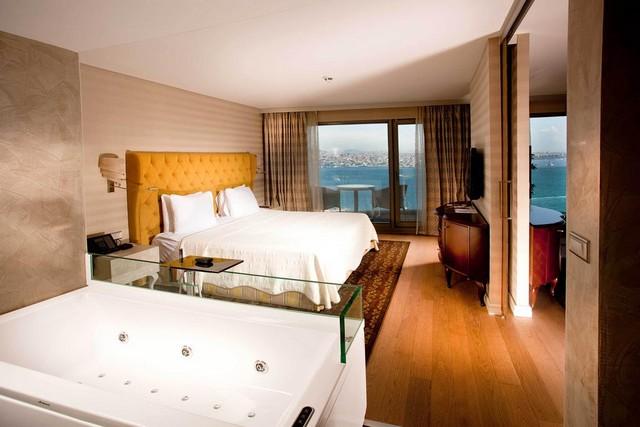 فنادق تقسيم المطله على البسفور