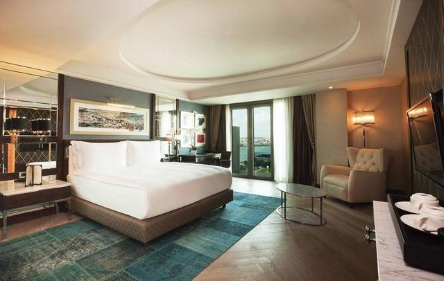 فنادق اسطنبول تقسيم 5 نجوم