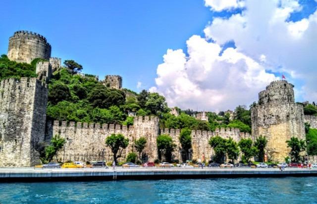 معالم سياحية في اسطنبول