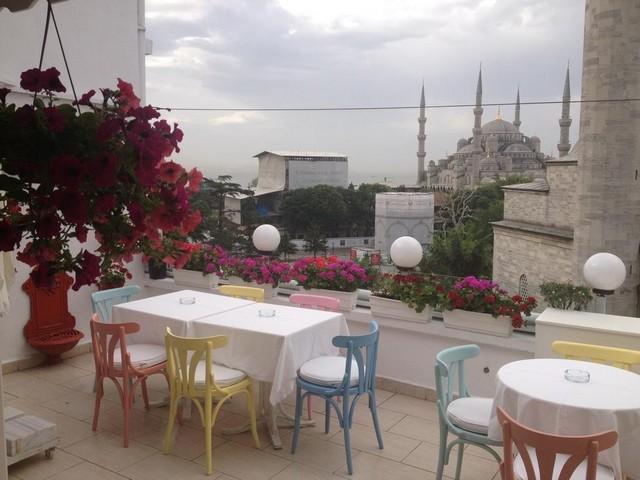 فندق سلطان احمد