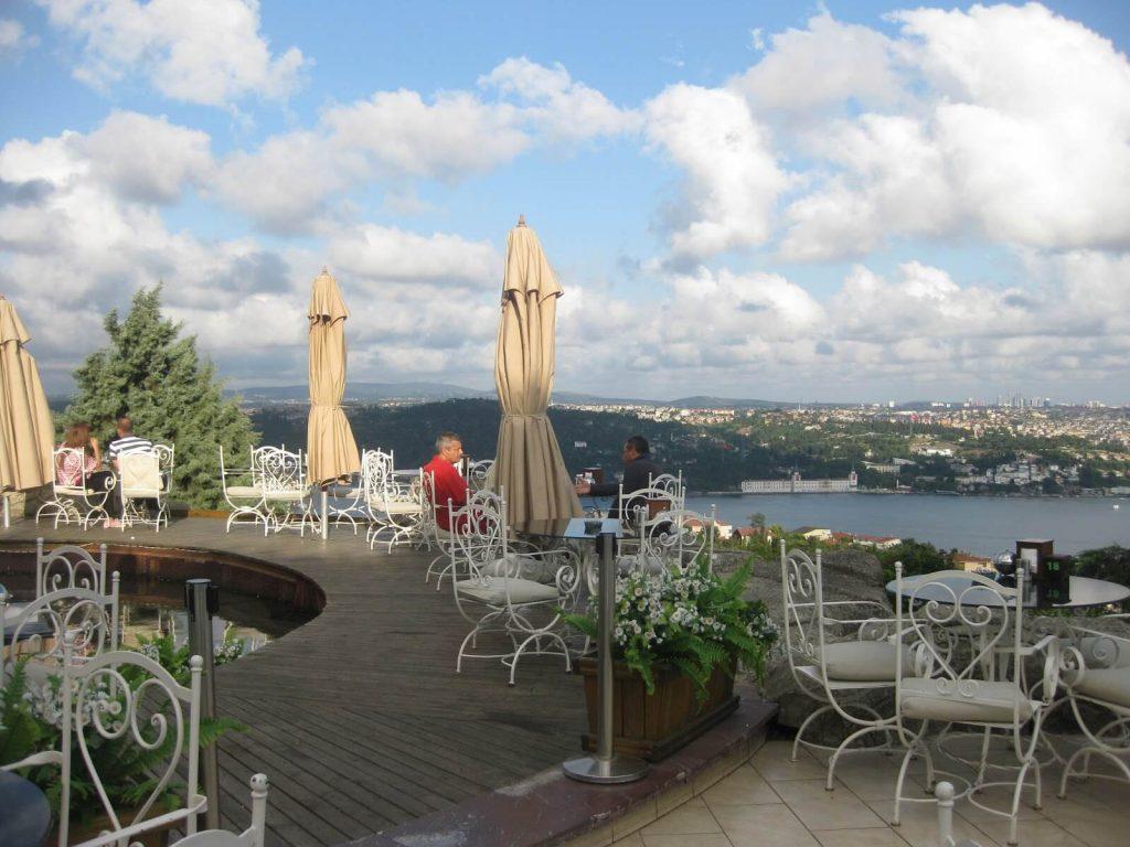 مطعم صن ست اسطنبول