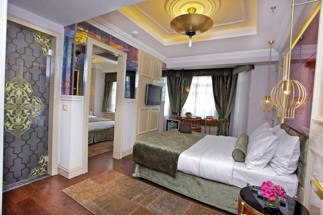 فنادق رخيصة في اسطنبول تقسيم