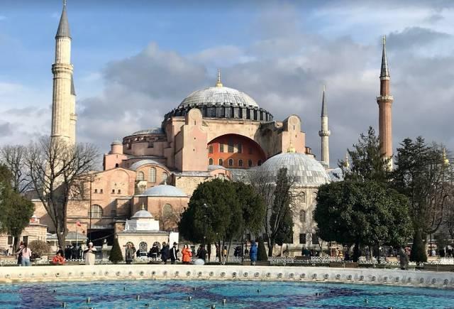 اسطنبول اماكن سياحية