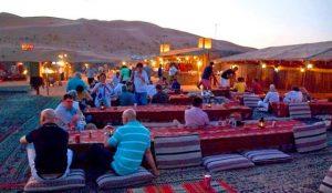 عشاء بدوي في شرم الشيخ