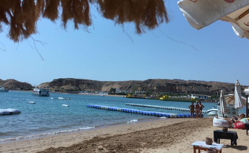 شاطئ تراسينا شرم الشيخ
