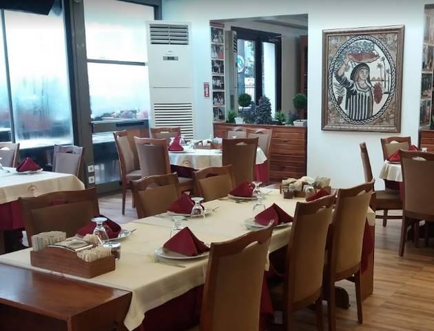 مطعم المدينة في اسطنبول
