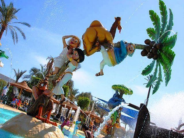 ملاهي مائية في شرم الشيخ