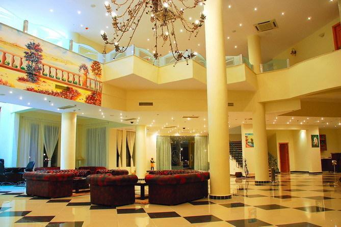 فندق اكوا هوتيل 4 نجوم شرم الشيخ