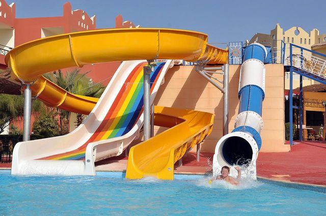 فندق اكوا هوتيل شرم الشيخ خليج نبق