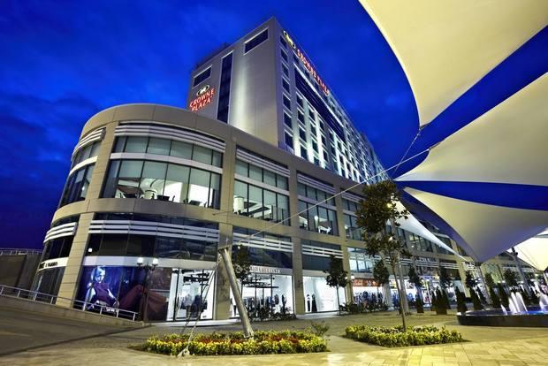 فنادق اسطنبول الجزء الاسيوي