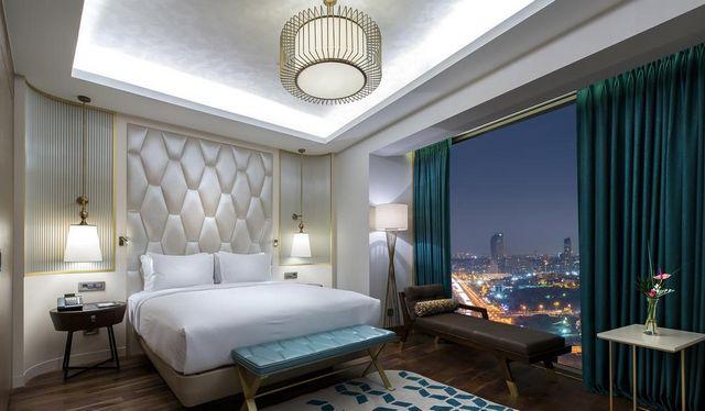 افضل الفنادق في الجزء الاسيوي من اسطنبول