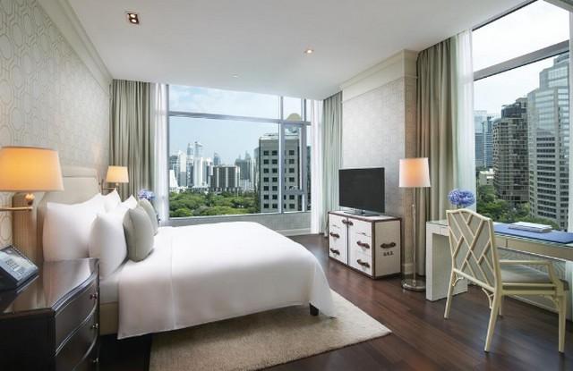 سكن أورينتال بانكوك من افضل فنادق بانكوك للعوائل التي تُوفّر العديد من الأنشطة.