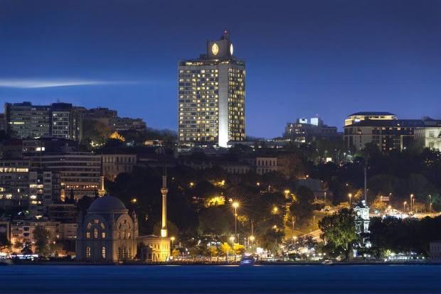 فنادق الجزء الأوروبي اسطنبول