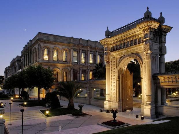 فنادق اسطنبول في الجزء الأوروبي