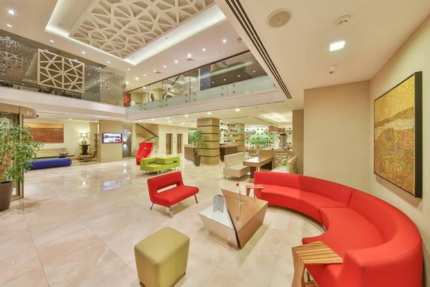 فنادق اسطنبول القسم الاوروبي تقسيم
