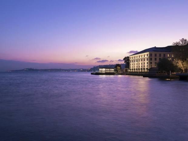 فنادق اسطنبول القسم الاوروبي بشكتاش
