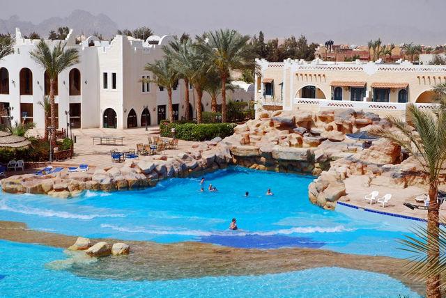 فندق الفراعنة ريف شرم الشيخ