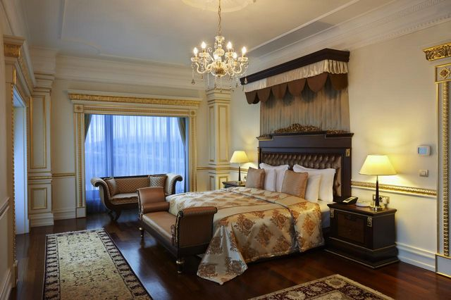 فندق خمس نجوم في اسطنبول