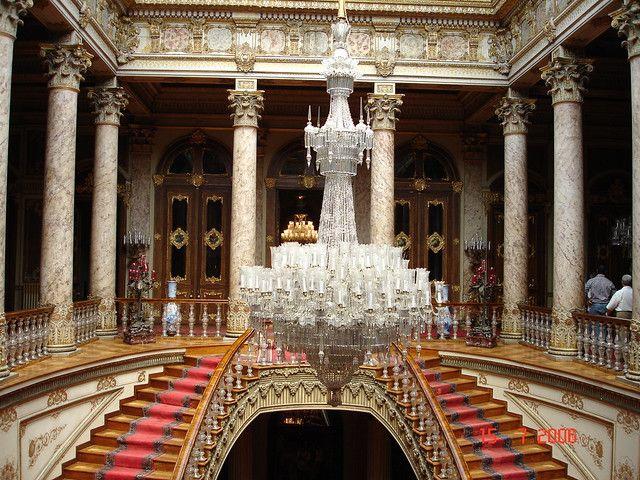 قصر السلاطين اسطنبول