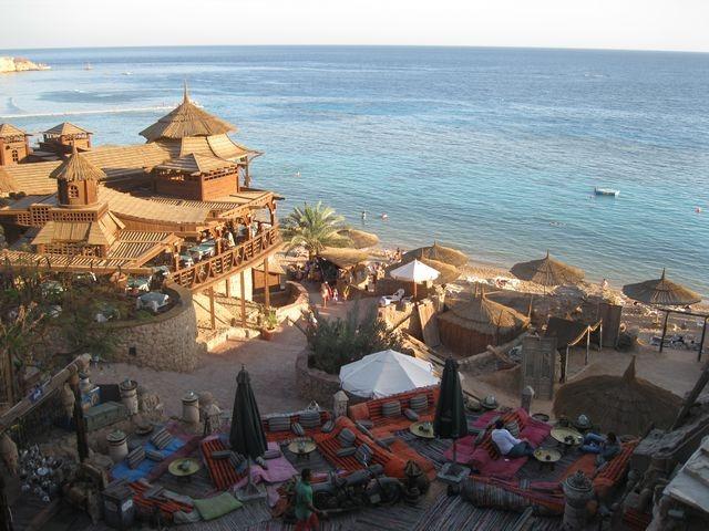 شاطئ الفنار شرم الشيخ