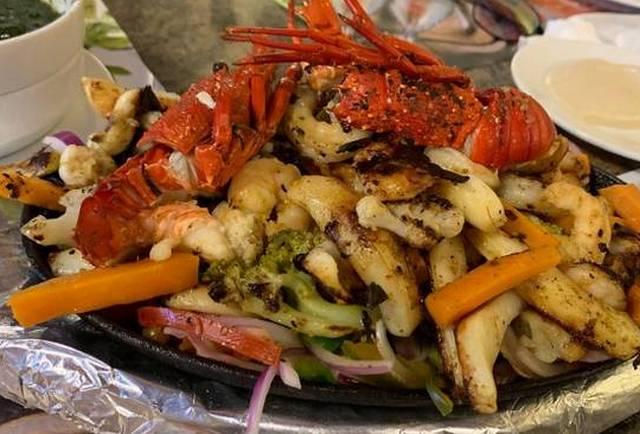 مطعم فارس خليج نعمة