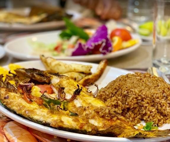 مطعم فارس شرم الشيخ السوق القديم