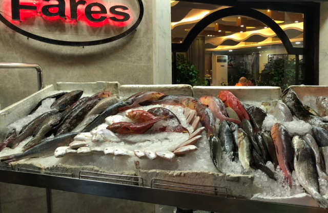 مطاعم اسماك في شرم الشيخ