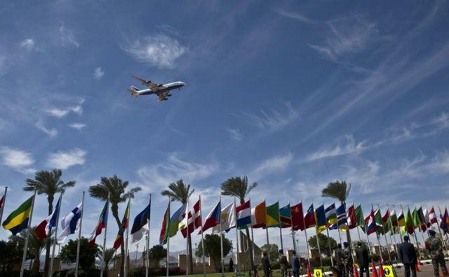 تذاكر طيران الى شرم الشيخ