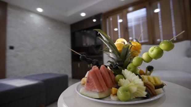 فندق فلوريا في اسطنبول تركيا