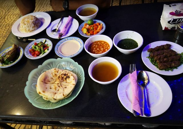 مطعم جاد شرم الشيخ