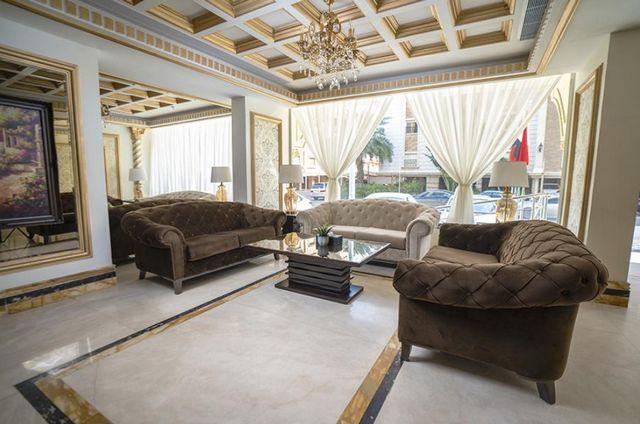 فنادق في حي الحمراء جدة
