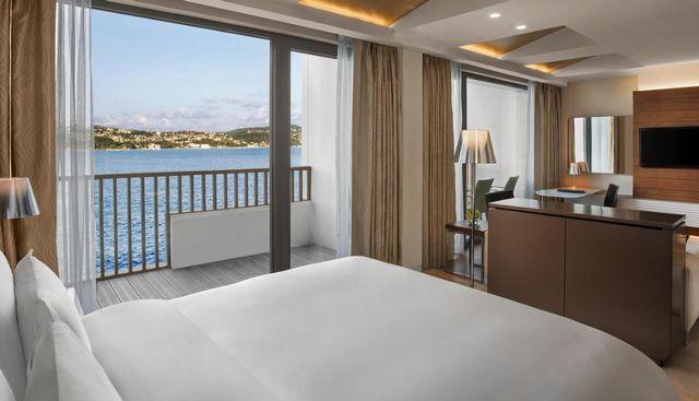 افضل فندق في اسطنبول على البحر