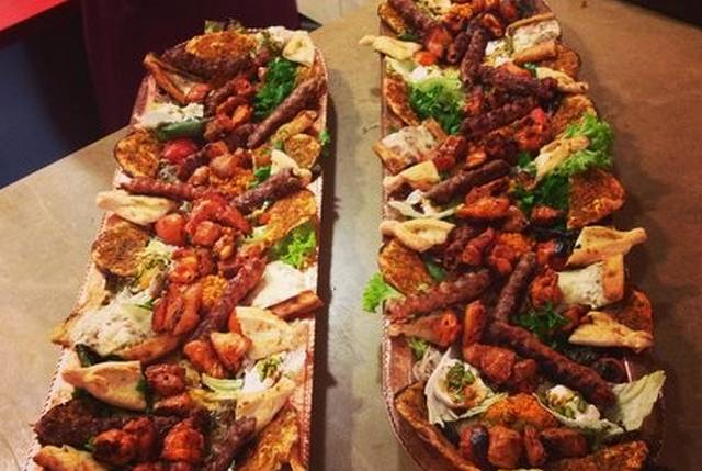 مطعم المدينة تركيا اسطنبول