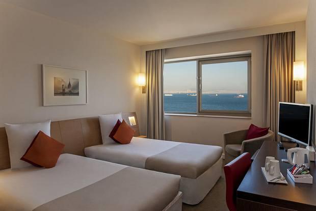 فندق في اسطنبول على البحر