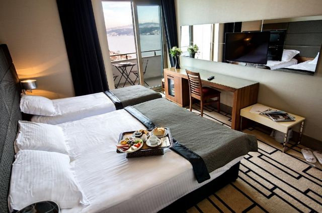 افضل فنادق في تقسيم اسطنبول