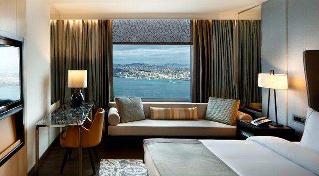 الفنادق في تقسيم تركيا للعوائل