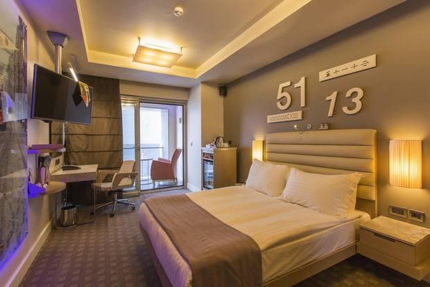 الفنادق في تقسيم اسطنبول