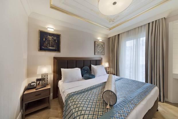 افضل الفنادق في تقسيم اسطنبول