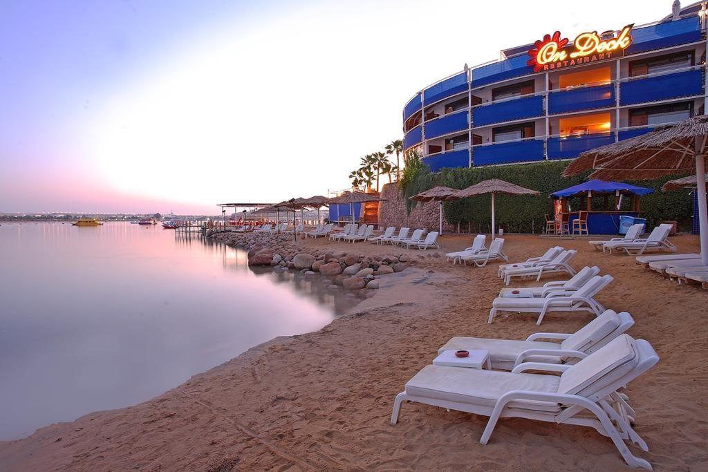 موقع فندق ليدو شرم الشيخ
