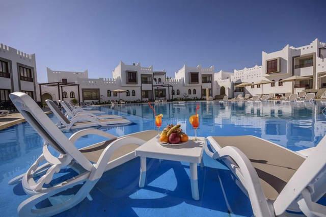 فندق مزار ريزورت شرم الشيخ خليج القرش