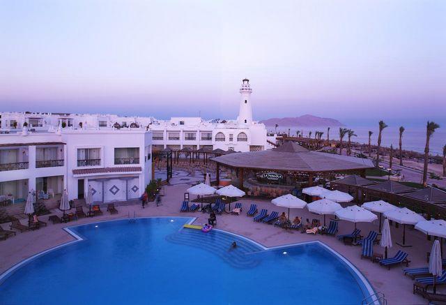 فندق ميلتون بيتش شرم الشيخ خليج القرش