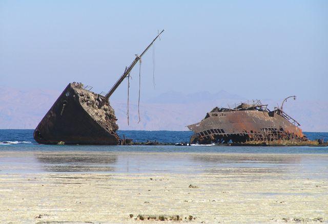 خليج نبق شرم