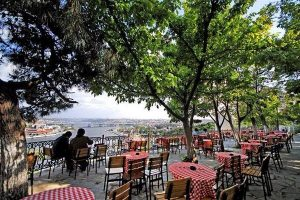 مقهى بيرلوتي اسطنبول