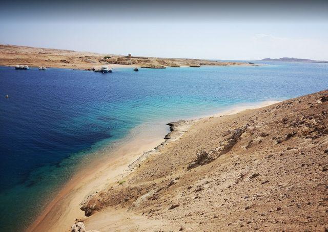 محمية راس محمد بسيناء
