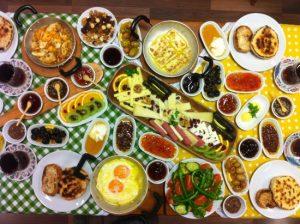 مطاعم فطور في اسطنبول