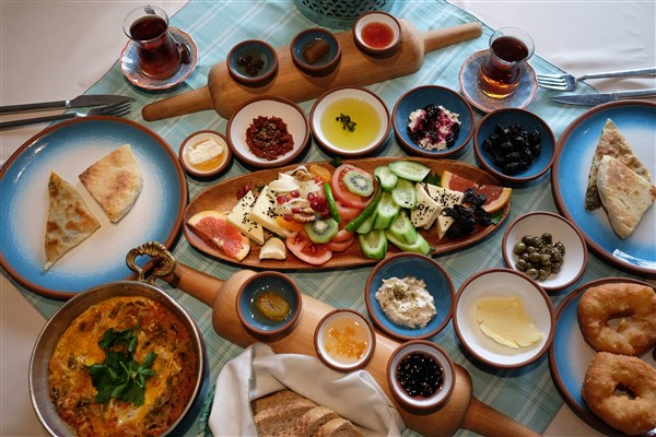 مطاعم في شارع الاستقلال اسطنبول