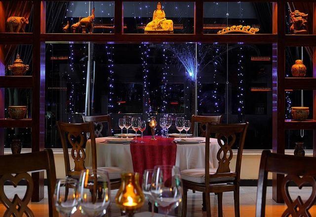 مطعم في سوهو شرم الشيخ