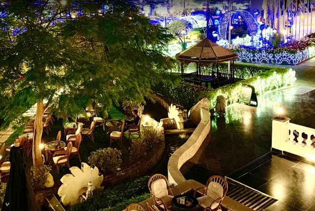 مطعم شرم الشيخ